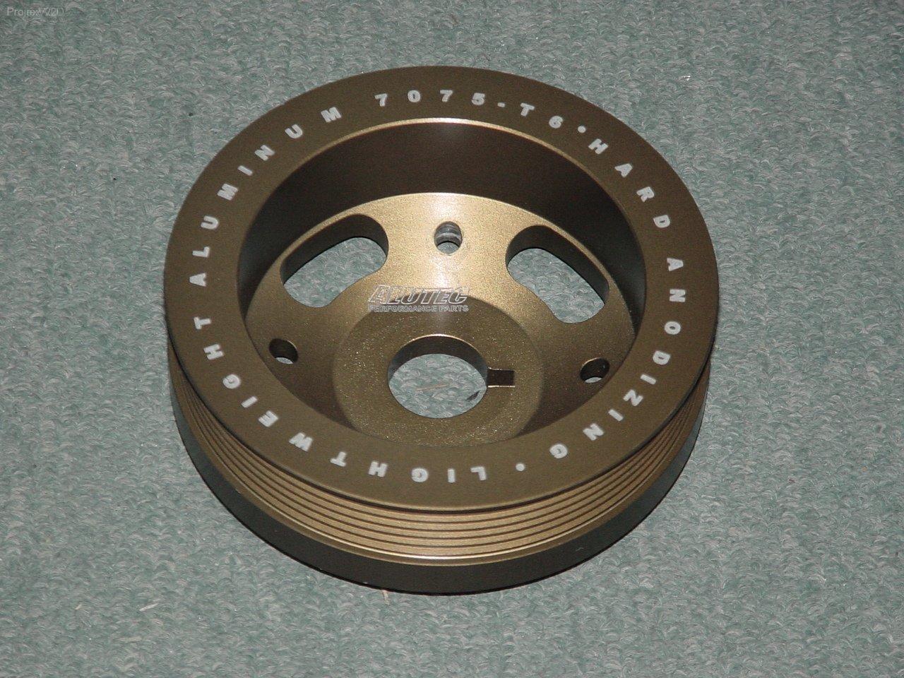 crank-pulleys